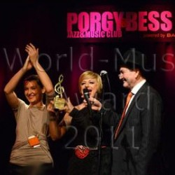 The Winner of Austrian World Music Advancement Award 2011 (Foto: Max Moser)